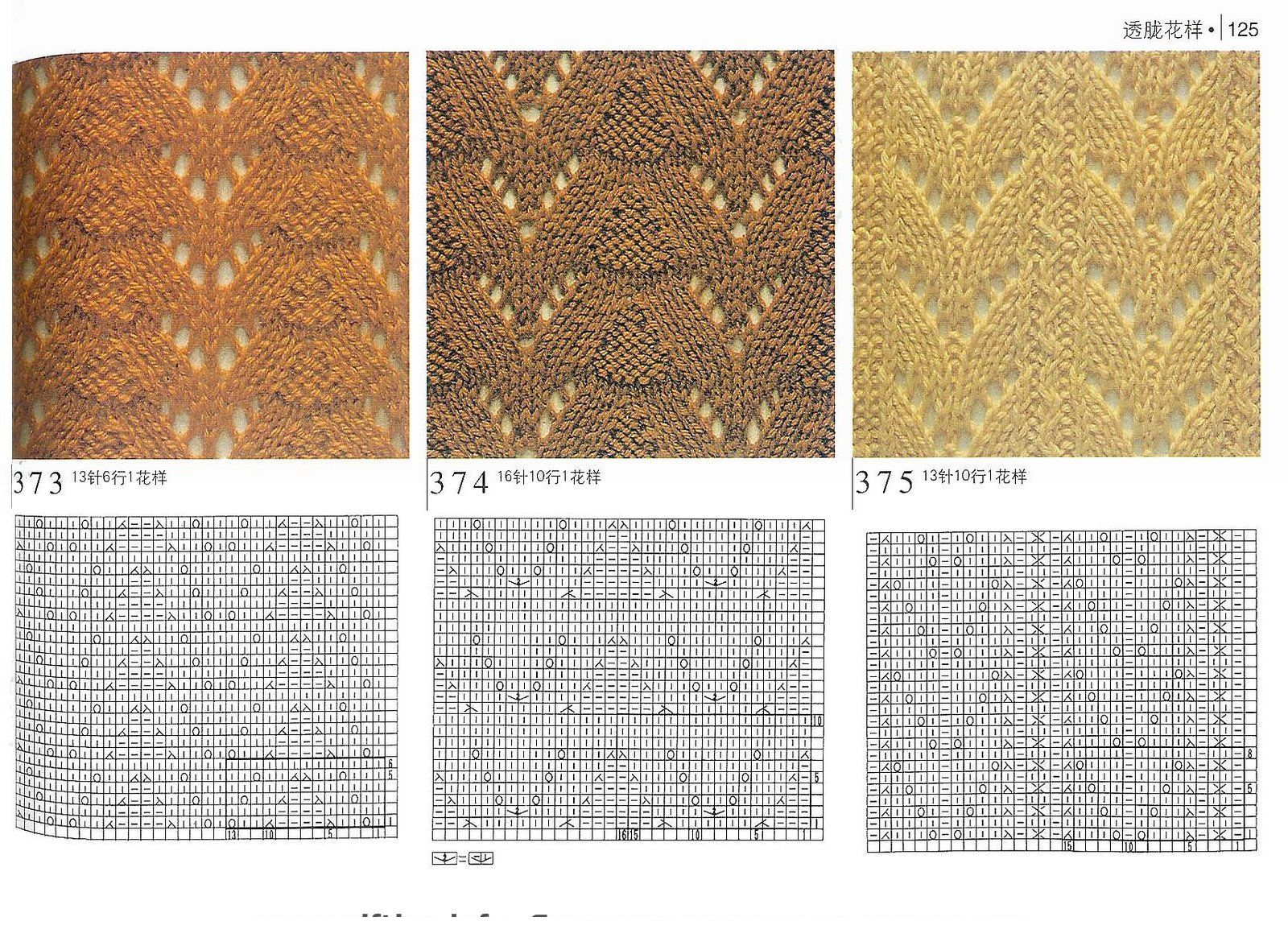 Схема вязания картинок фото